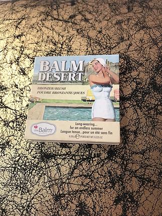 Balm desert
