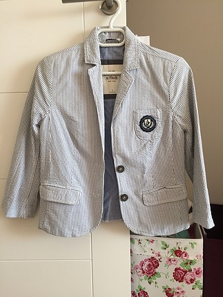 Abercrombie blazer ceket