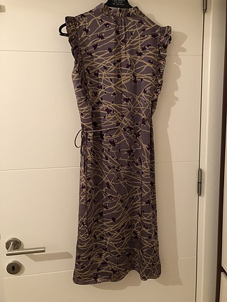 Eflatun İpekyol Elbise