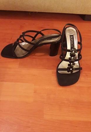 Nursace Yazlık şık ayakkabı