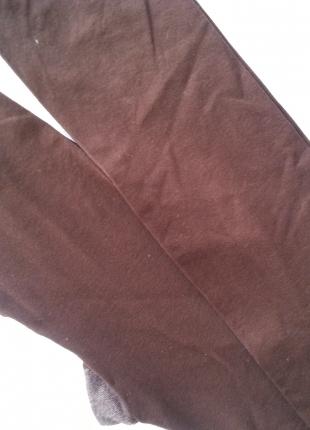 Markasız Ürün Penti Kahverengi Tayt