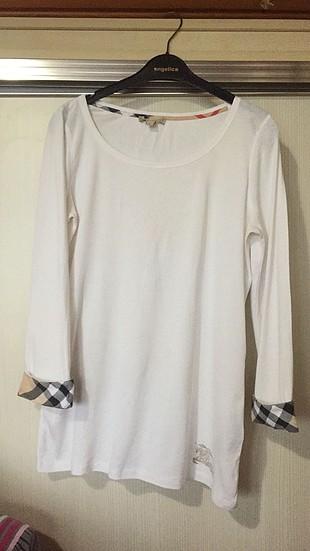 Burberry ihraç faslazı bluz