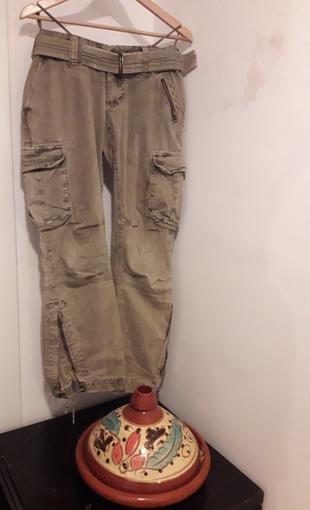 Kargo pantolon. Belli 82cm boyu 93-94cm