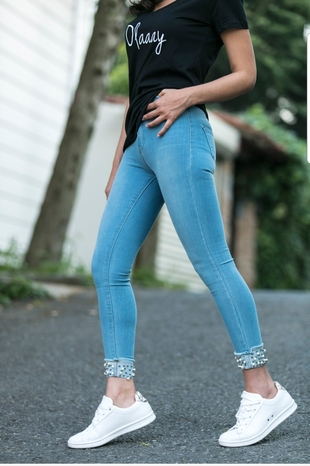 incili pantolon