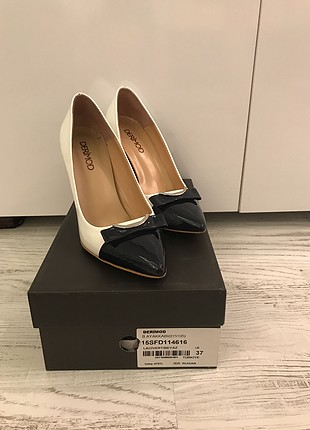 Derimod klasik ayakkabı