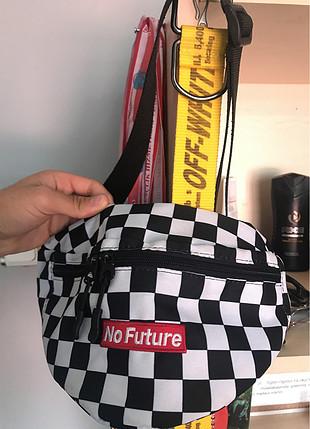 No future bel çantası