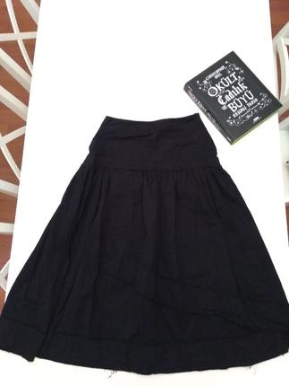 Batik siyah etek