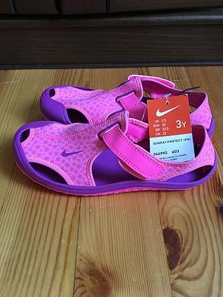 Nike çocuk sandalet 27 numara