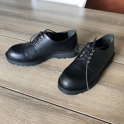 Tanca siyah loafer