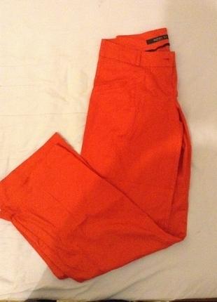 38 Beden Ayhan marka kırmızı pantalon