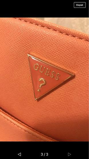 Guess çanta orjinal