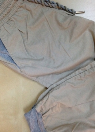 Bershka kısa pantolon