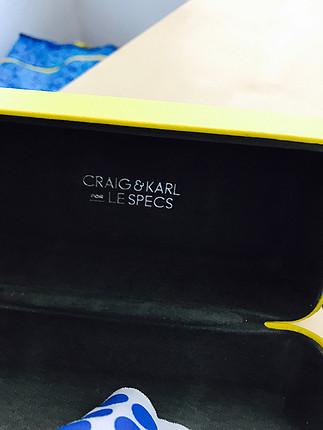 universal Beden Karl Lagerfeld&Le; Specs gözlük