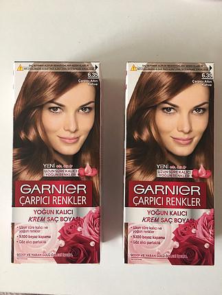 Garnier Saç Boyası 635 Garnier Saç Bakımı 33 Indirimli Gardrops