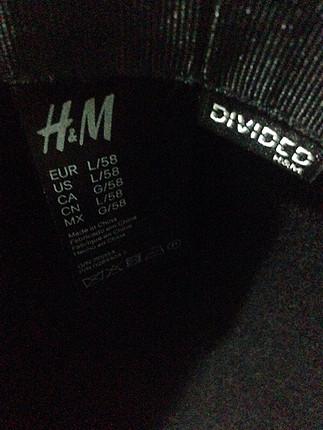 H&M H&m şapka
