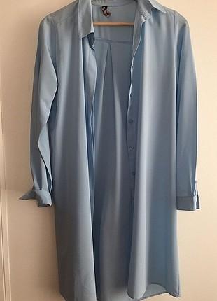 uzun tunik - gömlek
