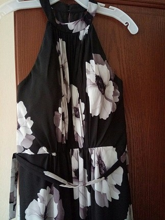 38 Beden siyah Renk oleg cassini elbise