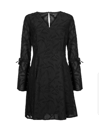 siyah ipekyol dizüstü elbise