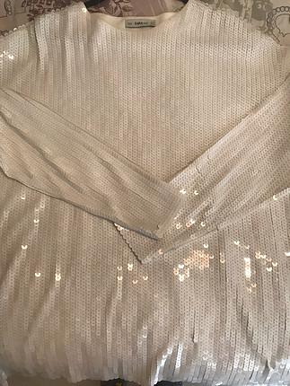 Zara payet bluz