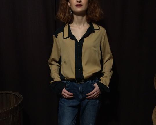 Vintage Gömlek Mudo
