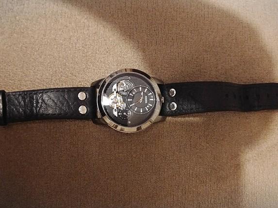 diğer Beden siyah Renk fossil saat
