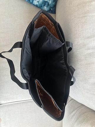 diğer Beden siyah Renk Victoria?s Secret Çanta