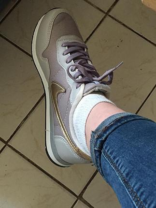 39 Beden gri Renk Nike Airmax Ayakkabı