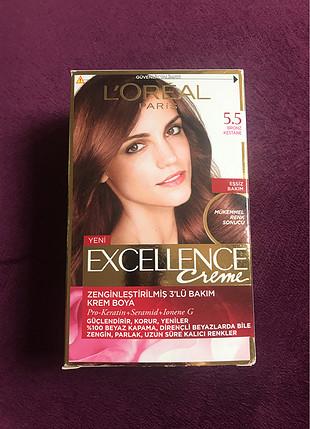 Loreal Paris Saç Boyası 55 Bronz Kestane Loréal Paris Saç Bakımı