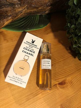 Chanel Chance tester bayan parfümü