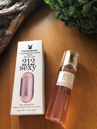 212 sexy woman tester bayan parfümü