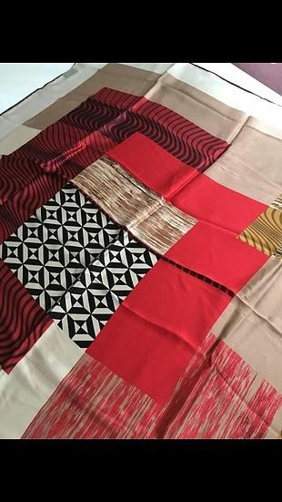 Silk & Cashmere ipek eşarp