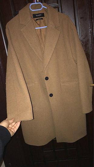 s Beden Oversize kaşe palto