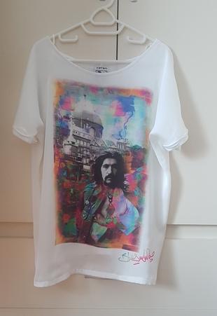 Barış Manço baskılı tshirt