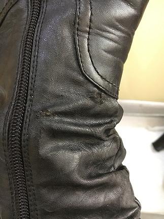 39 Beden siyah Renk Az kullanılmış Polaris çizme