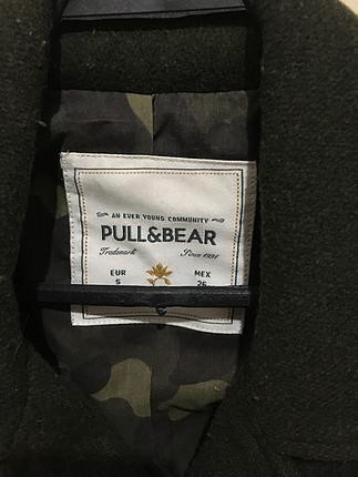 Pull and Bear Pull&Bear; Kısa Kaban S Beden