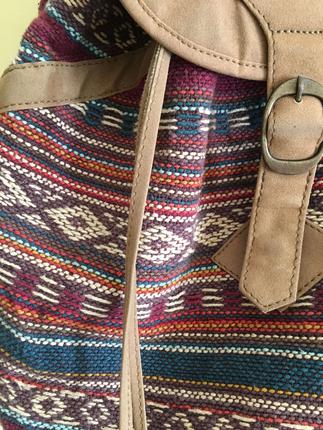 universal Beden çeşitli Renk Mavi sırt çantası