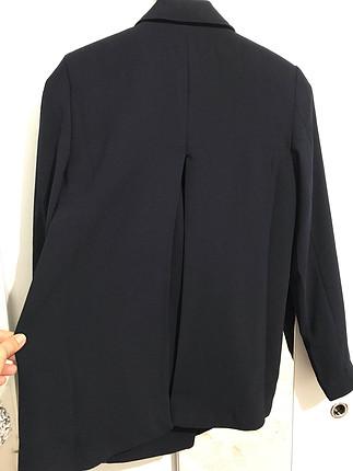 Milla Koyu lacivert blazer