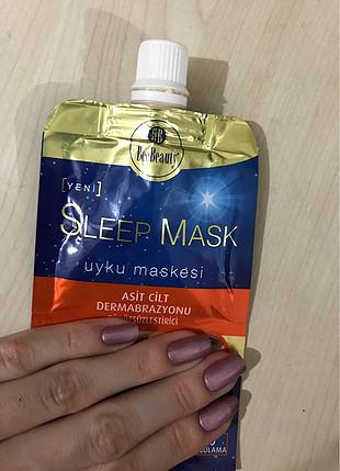 BeeBeauty uyku maskesi