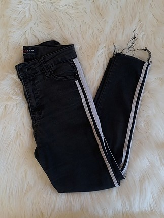 şeritli pantalon