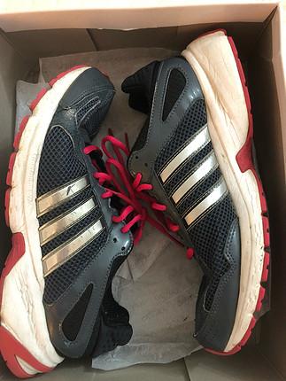 40 Beden gri Renk Adidas spor ayakkabı