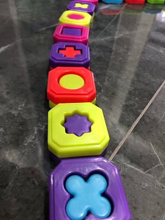 2 yaş ve üstü çocuklar için zeka geliştirici ve eğlenceli oyunca