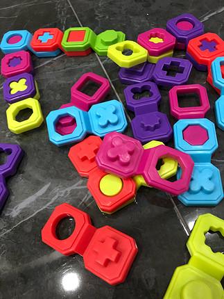 diğer Beden 2 yaş ve üstü çocuklar için zeka geliştirici ve eğlenceli oyunca