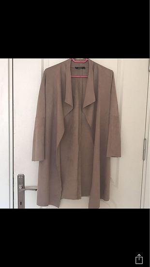Nubuk ceket