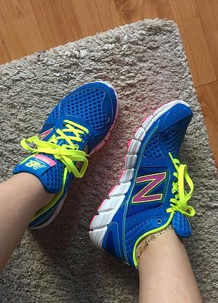 New balance spor ayakkabı sıfır 37