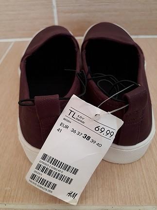 H&M 38 numara sıfır ürün
