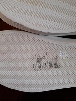 38 Beden bordo Renk H&M 38 numara sıfır ürün