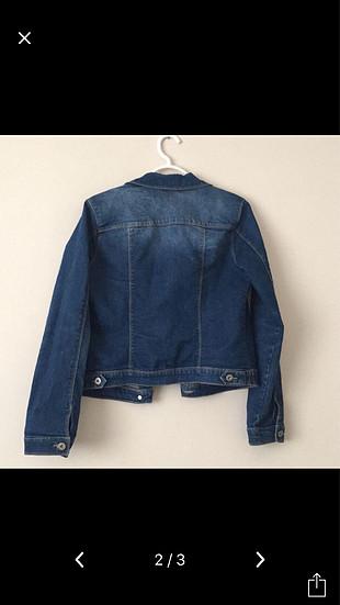 Jean ceket
