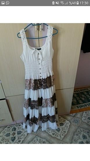 içi astarlı günlük elbise