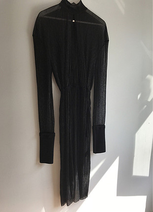 diğer Beden Siyah Tül Elbise