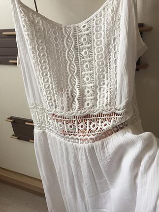 Beyaz şile bezi kumaş